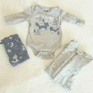 Other - Like new! 3 month outfit and sleeper